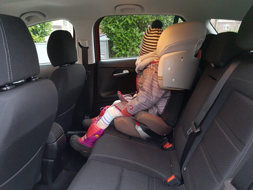Fiat Tipo Kombi Kindersitz