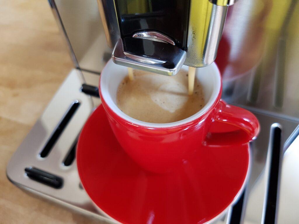 Saeco GranBaristo Avanti Kaffeevollautomat Espresso lungo