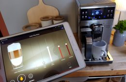 Saeco GranBaristo Avanti Kaffeevollautomat Kaffee