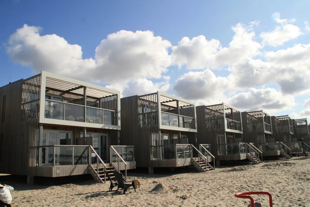 Landal Beach Villa´s Hoek van Holland - Urlaub im Strandhaus