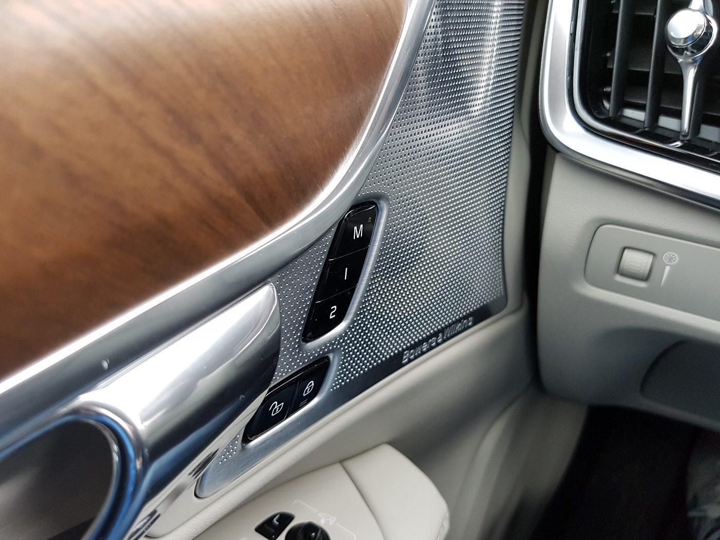 Volvo V90 Details