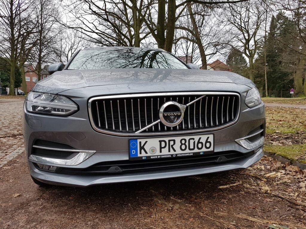 Volvo V90 Front