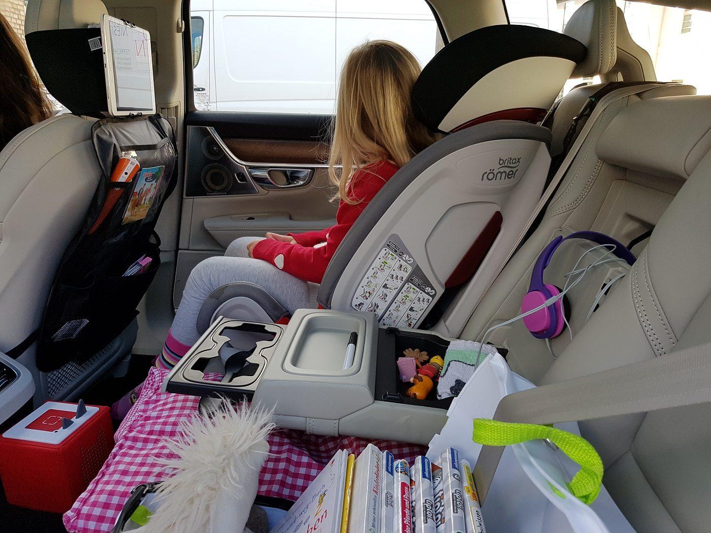 Volvo V90 Kindersitz