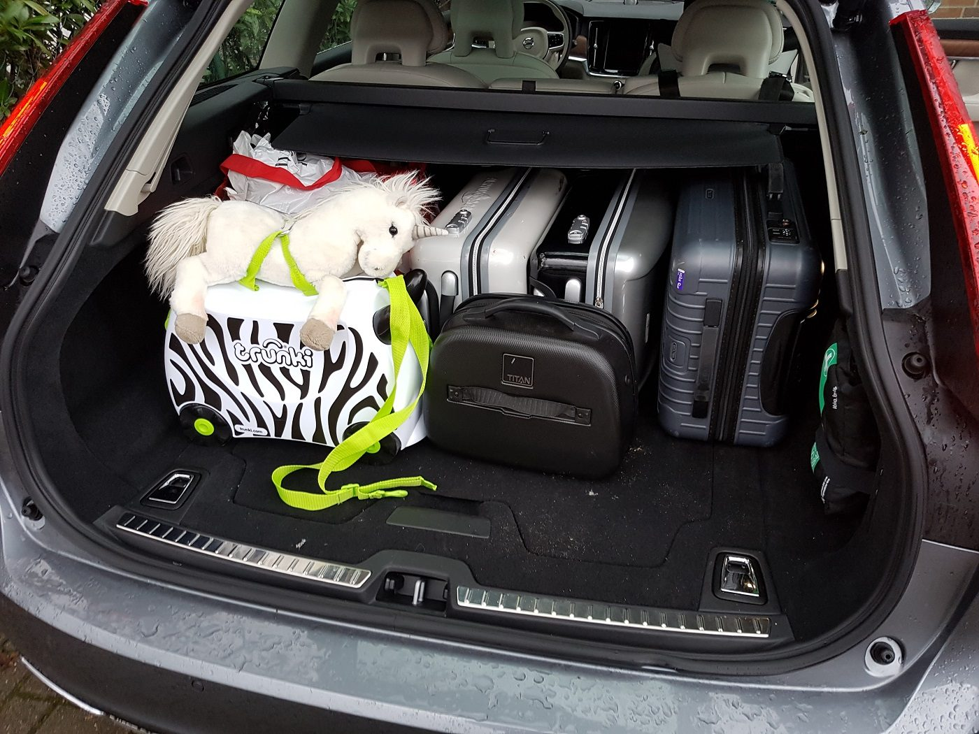 Volvo V90 Kofferraum