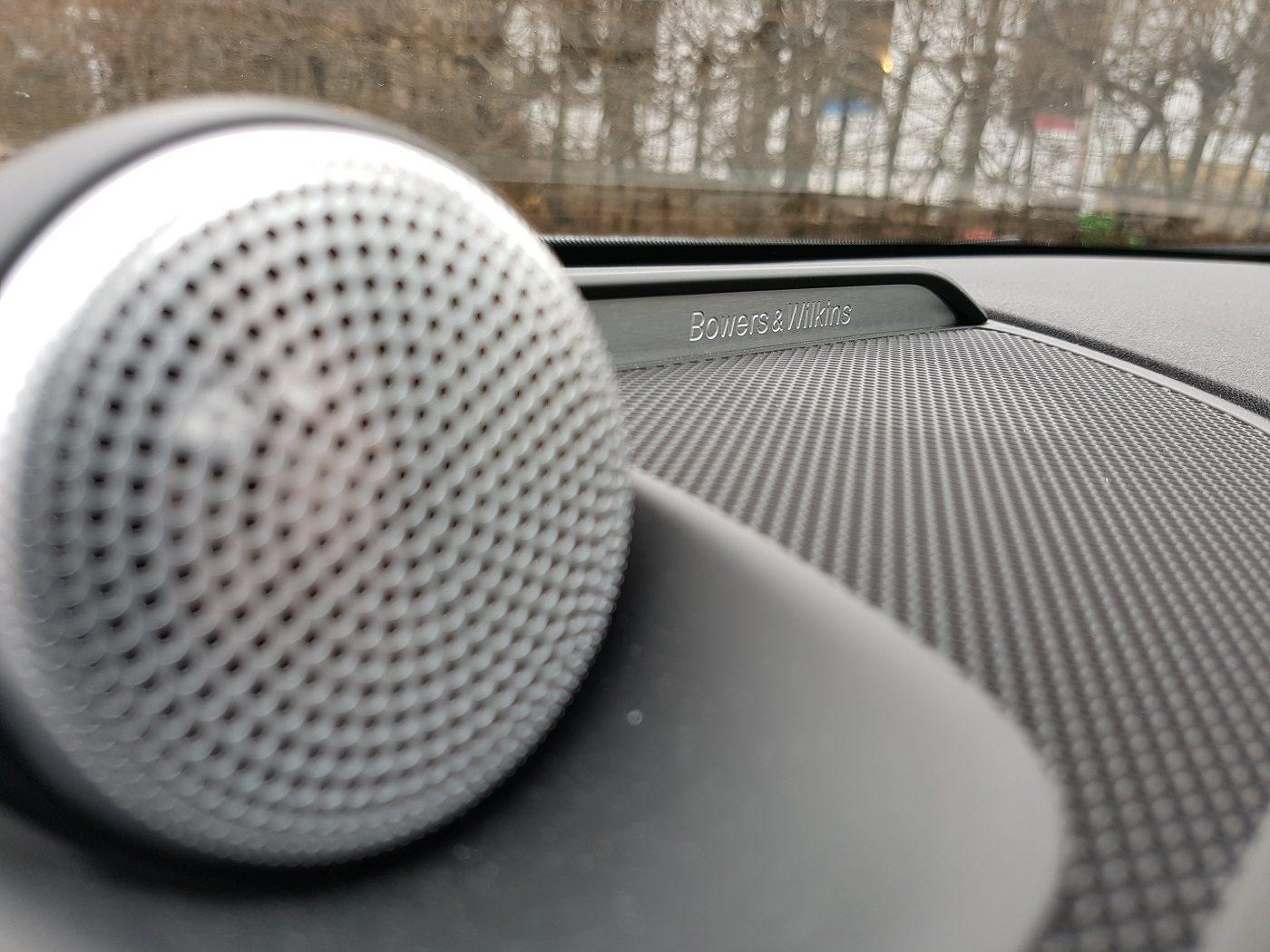 Volvo V90 Sound