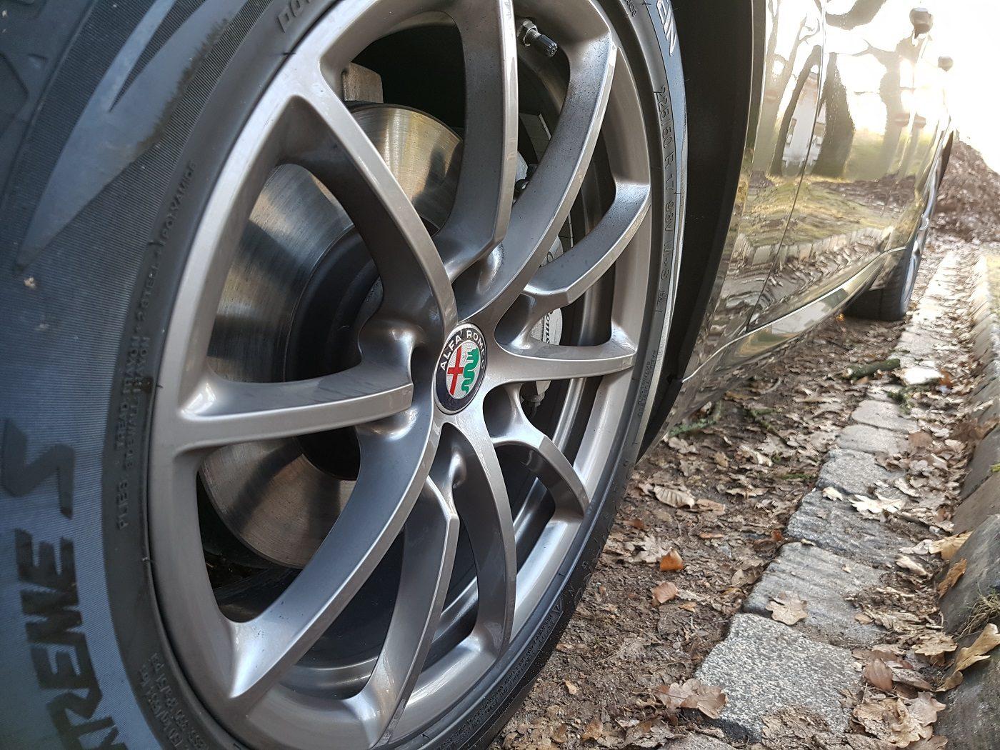 Alfa Romeo Giulia Felge