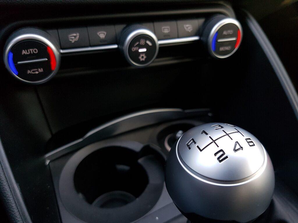 Alfa Romeo Giulia Kupplung