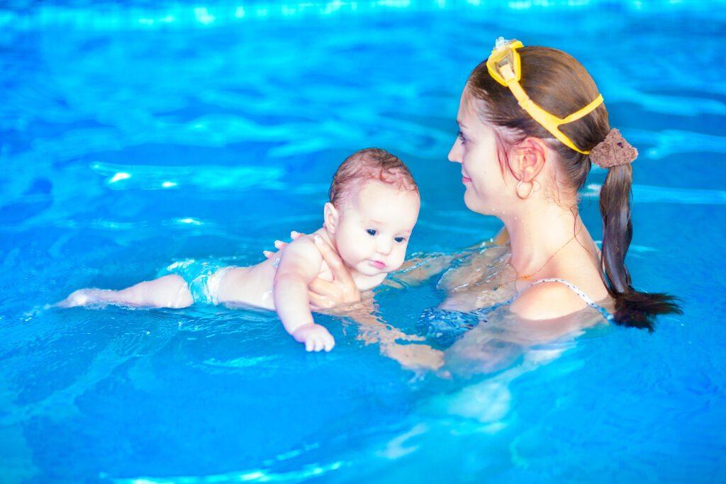 Pampers Babyschwimmen