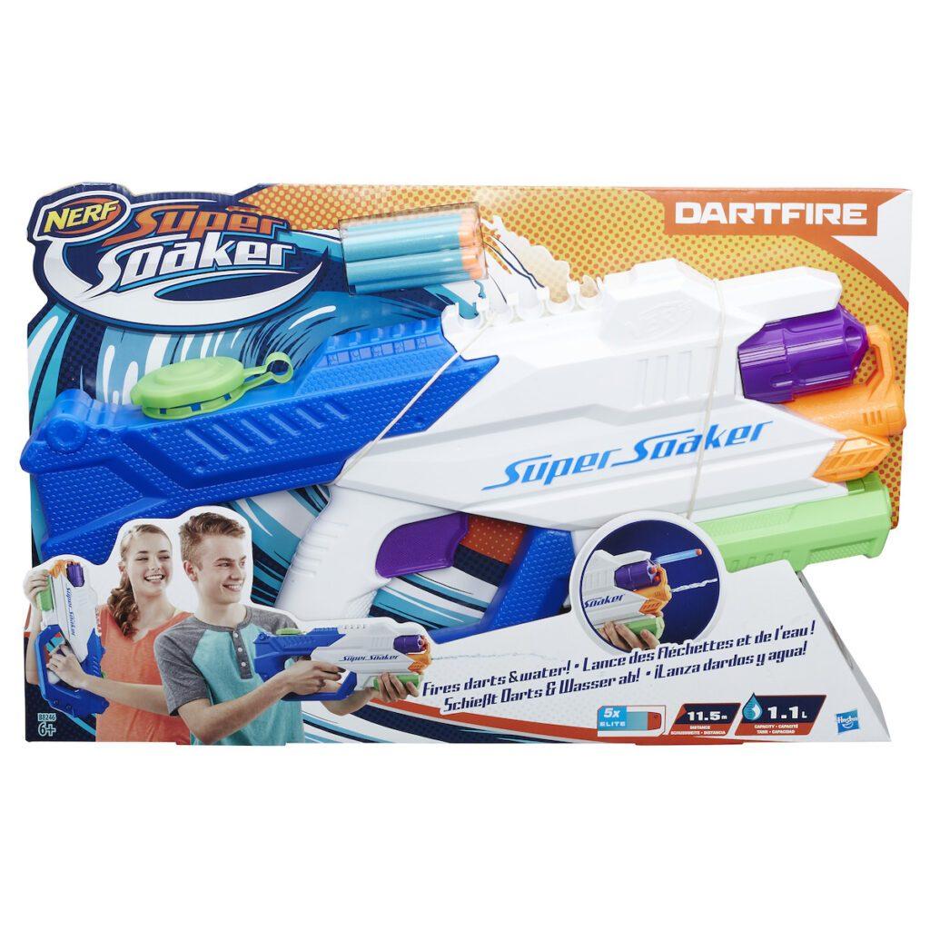 Super Soaker DartFire Pack