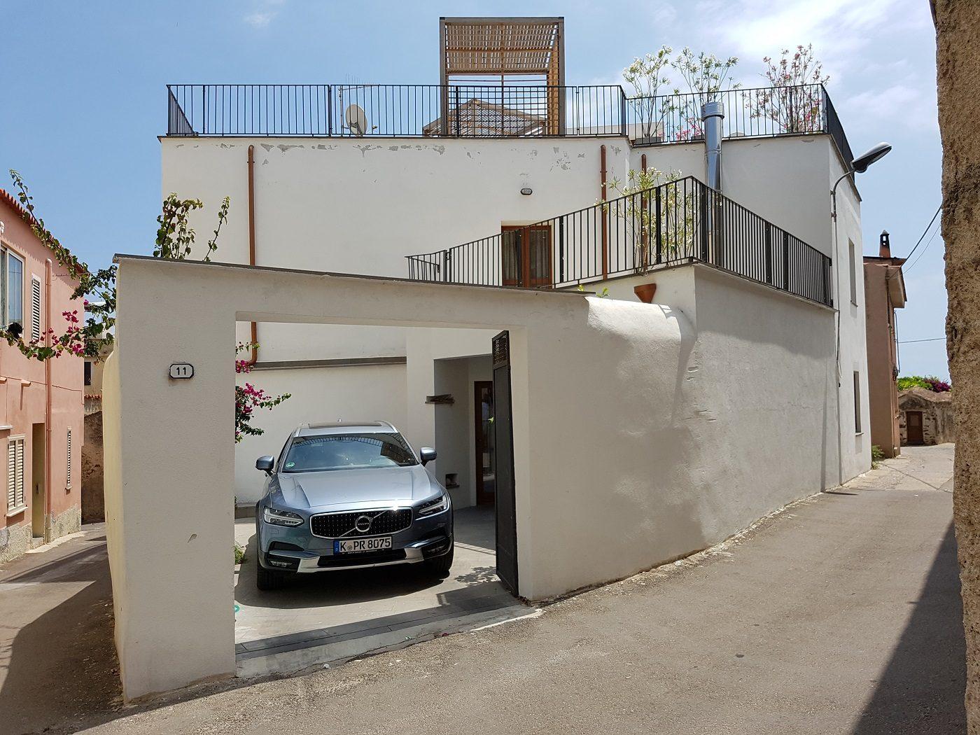 Altstadthaus Sardinien Orosei FeW0-Direkt