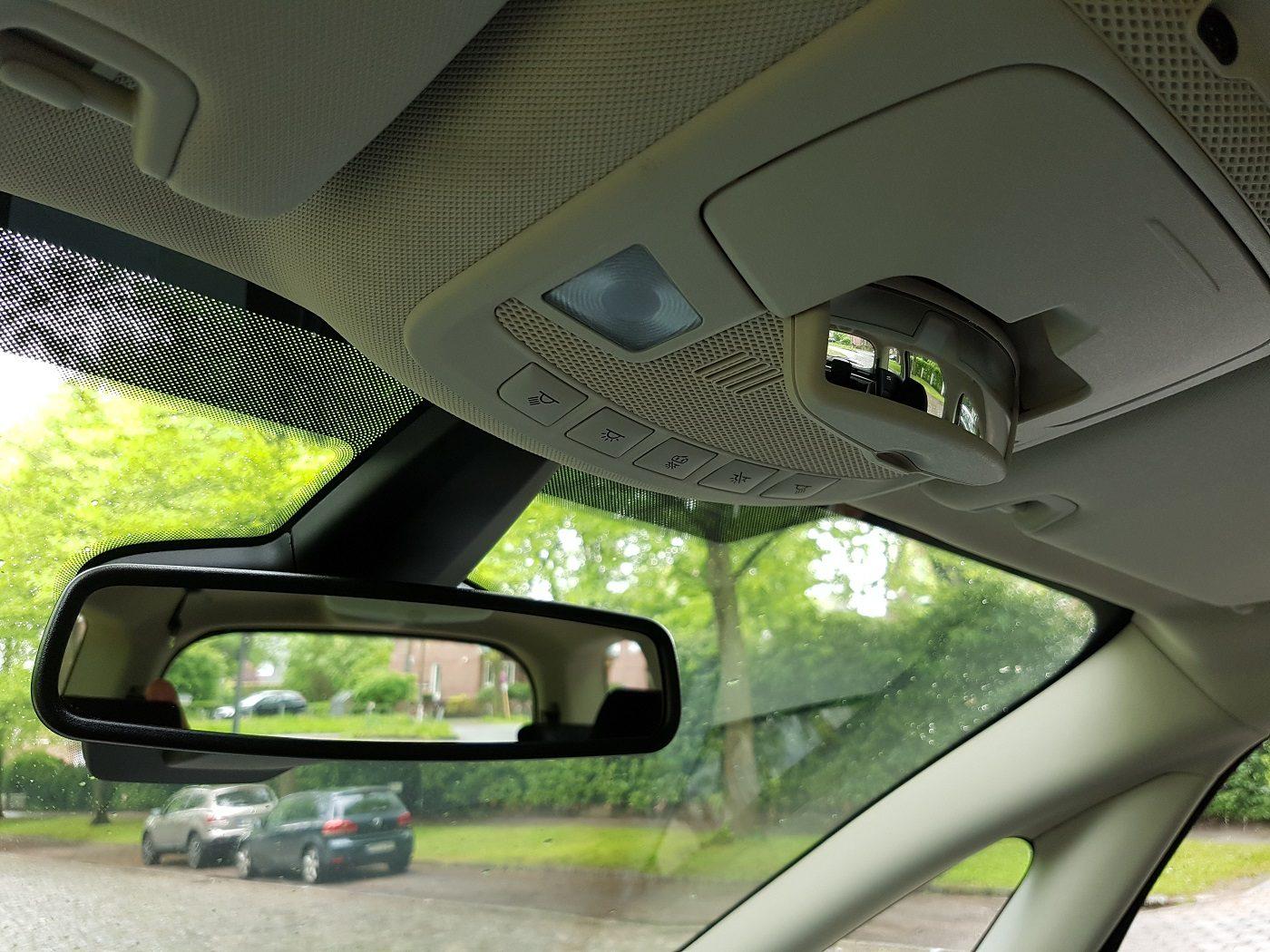 Ford Galaxy Innenraumspiegel