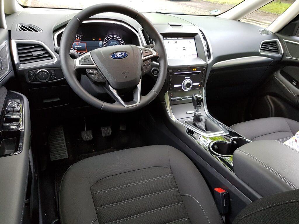 Ford Galaxy Lenkrad