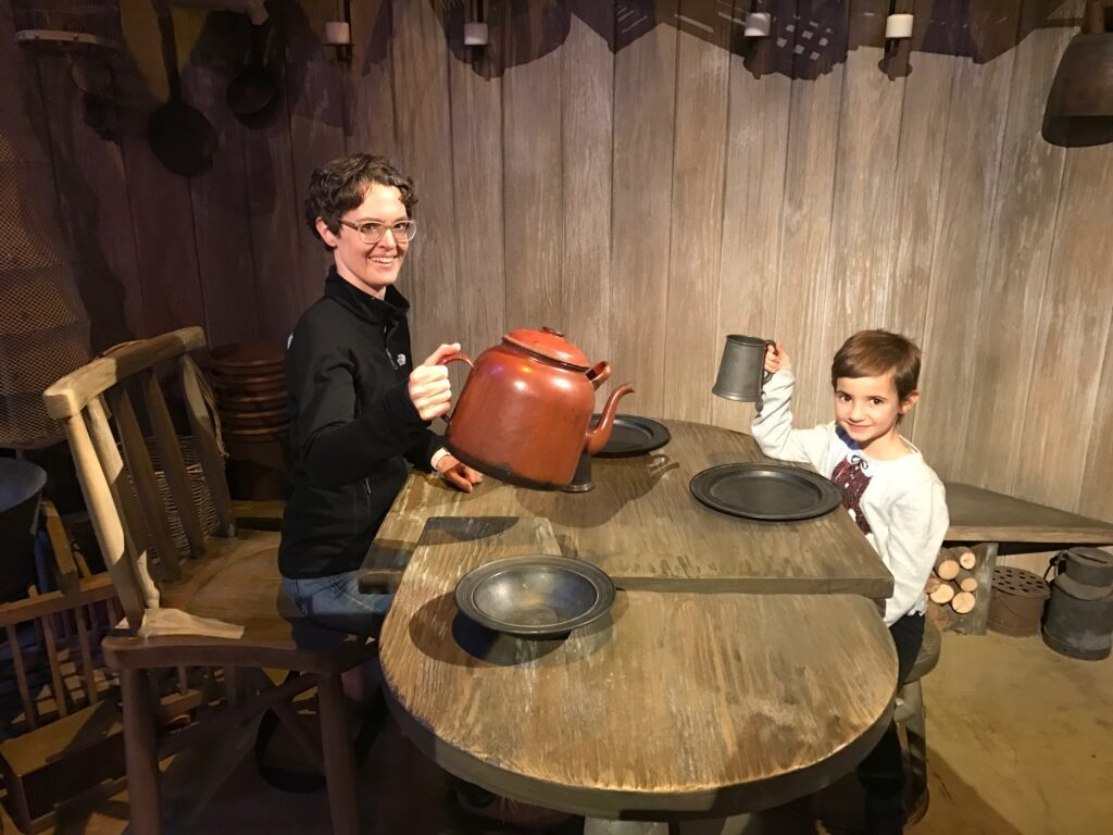 Besuch bei Harry Potter in London