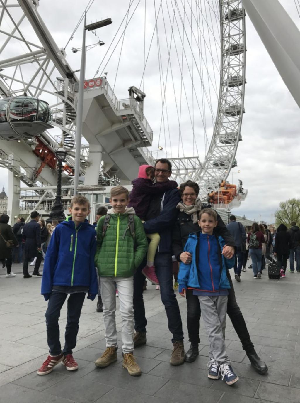 London Wochenendtrip Familie
