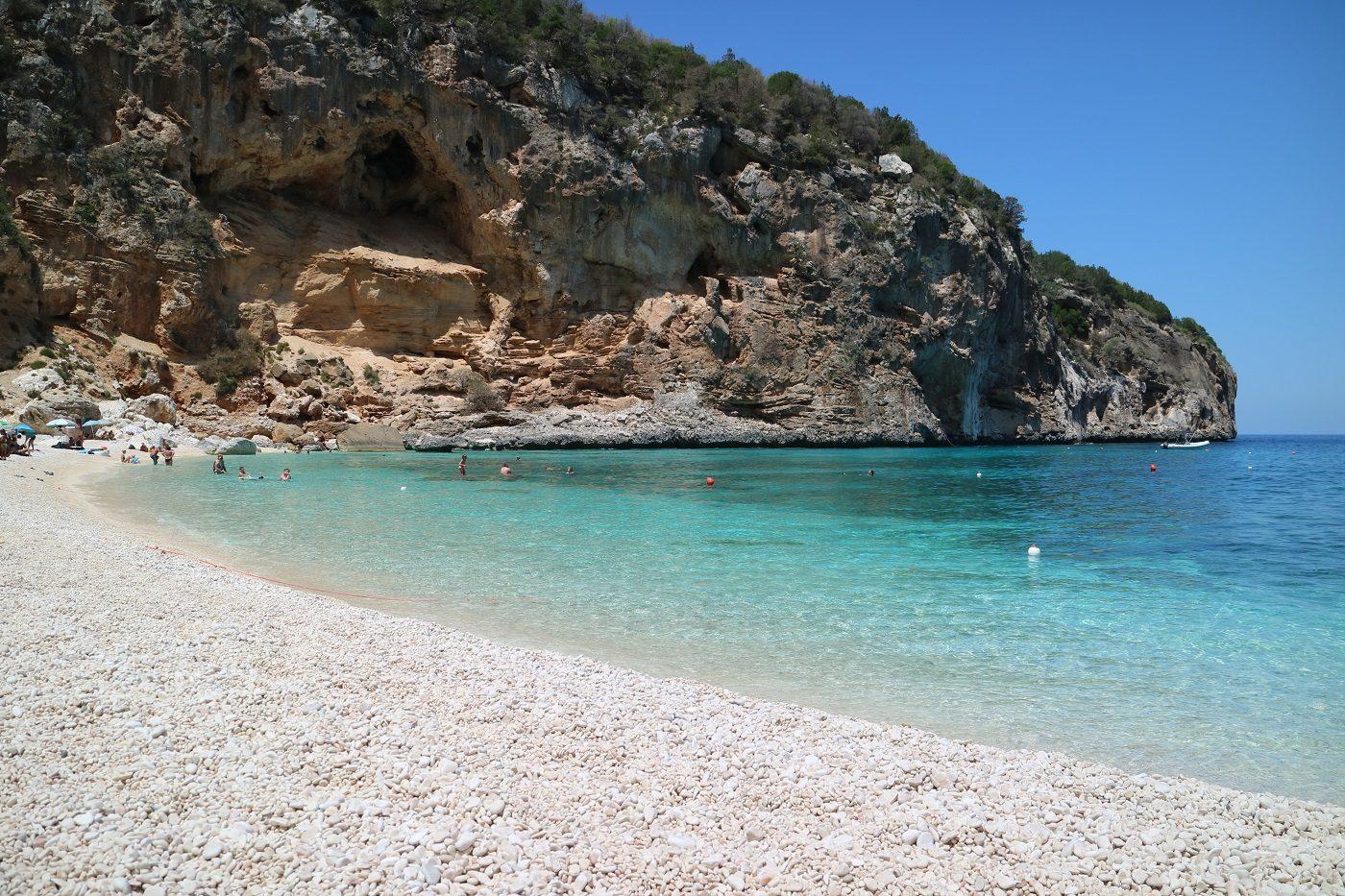 Sardinien Strand Golfo di Orosei