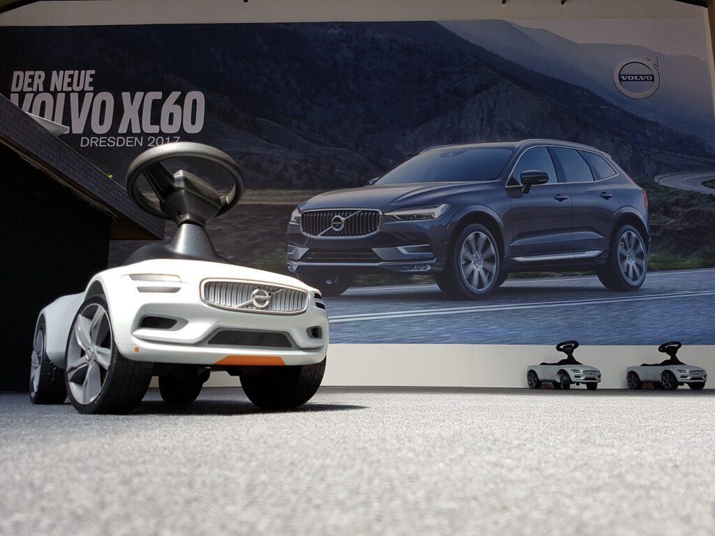 Volvo XC60 Fahrveranstaltung