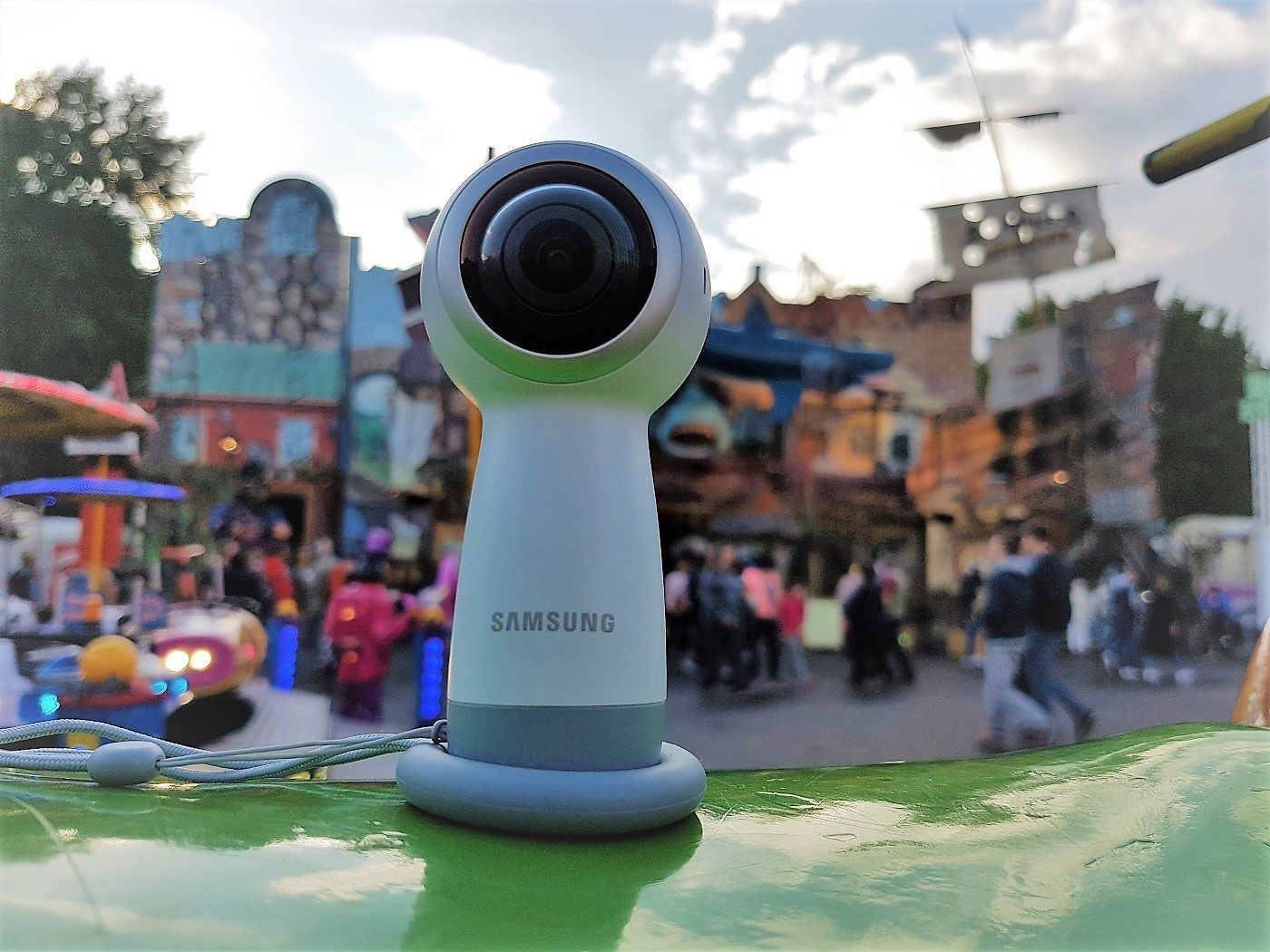 Samsung-Gear360-VR-Kamera