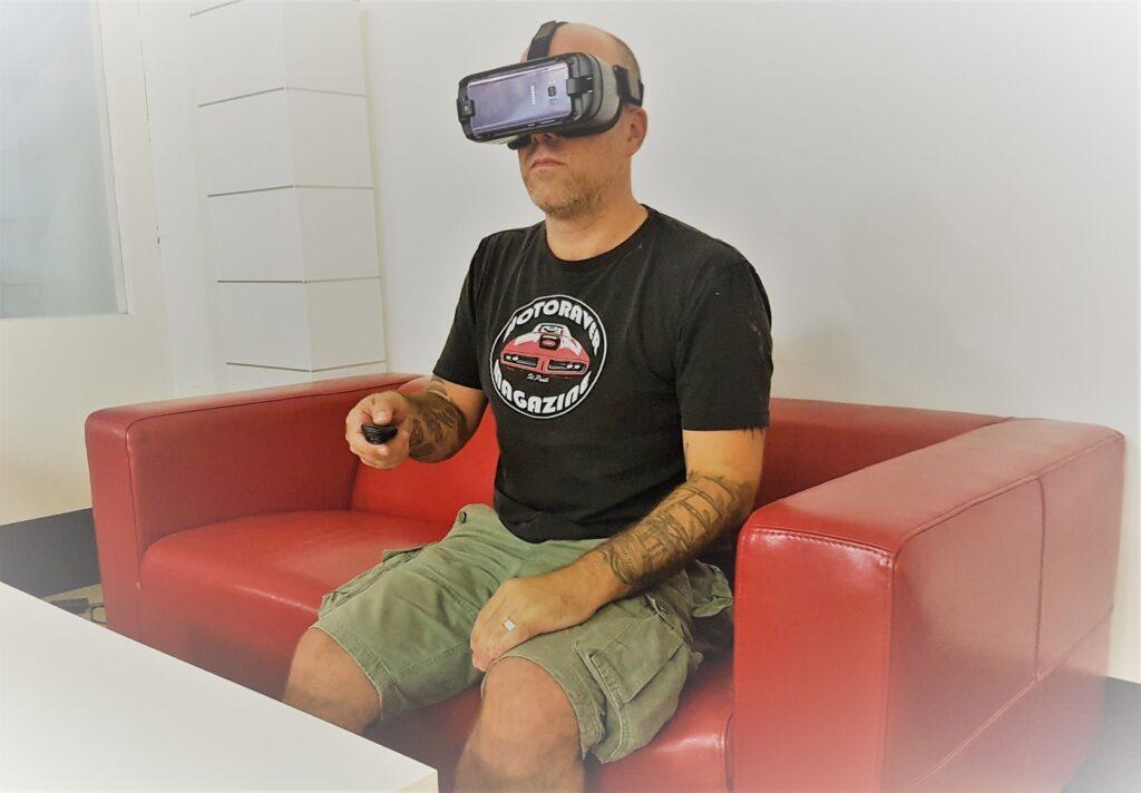 Samsung VR-Brille
