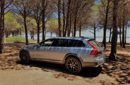 Volvo V90 Cross Country Seitenansicht