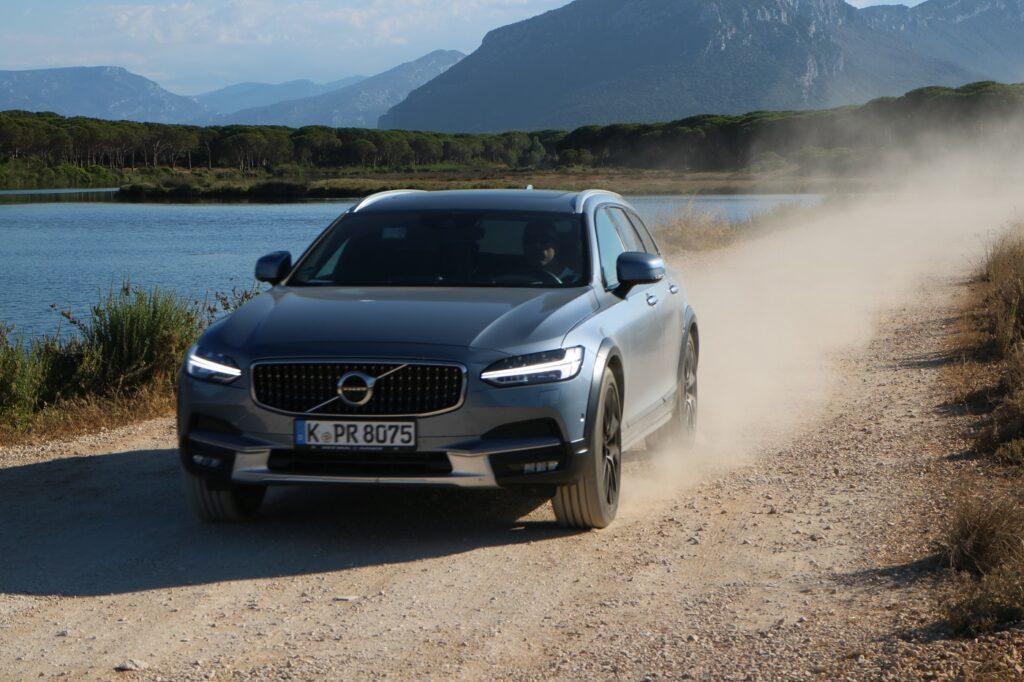 Volvo V90 Cross Country Testbericht
