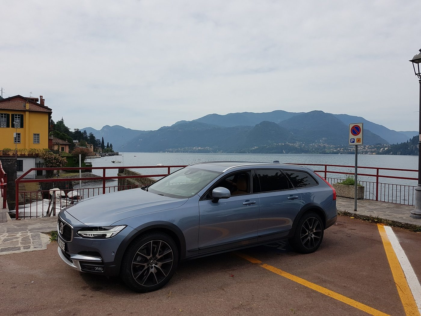 Volvo V90 Cross Country bella italia