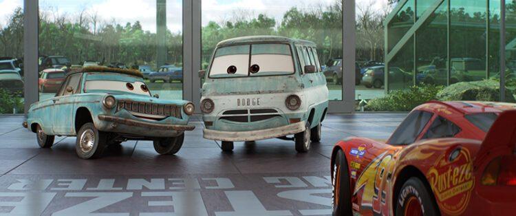 CARS3 Rusty Dusty
