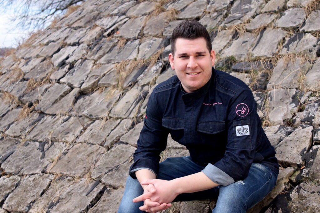 Pâtissier Marco D'Andrea