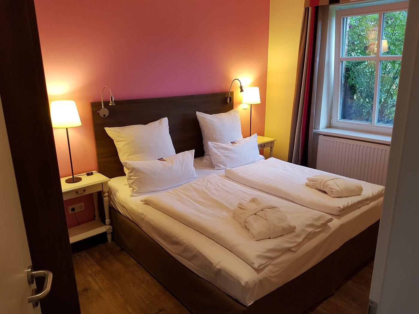 Landhaus Averbeck Schlafzimmer