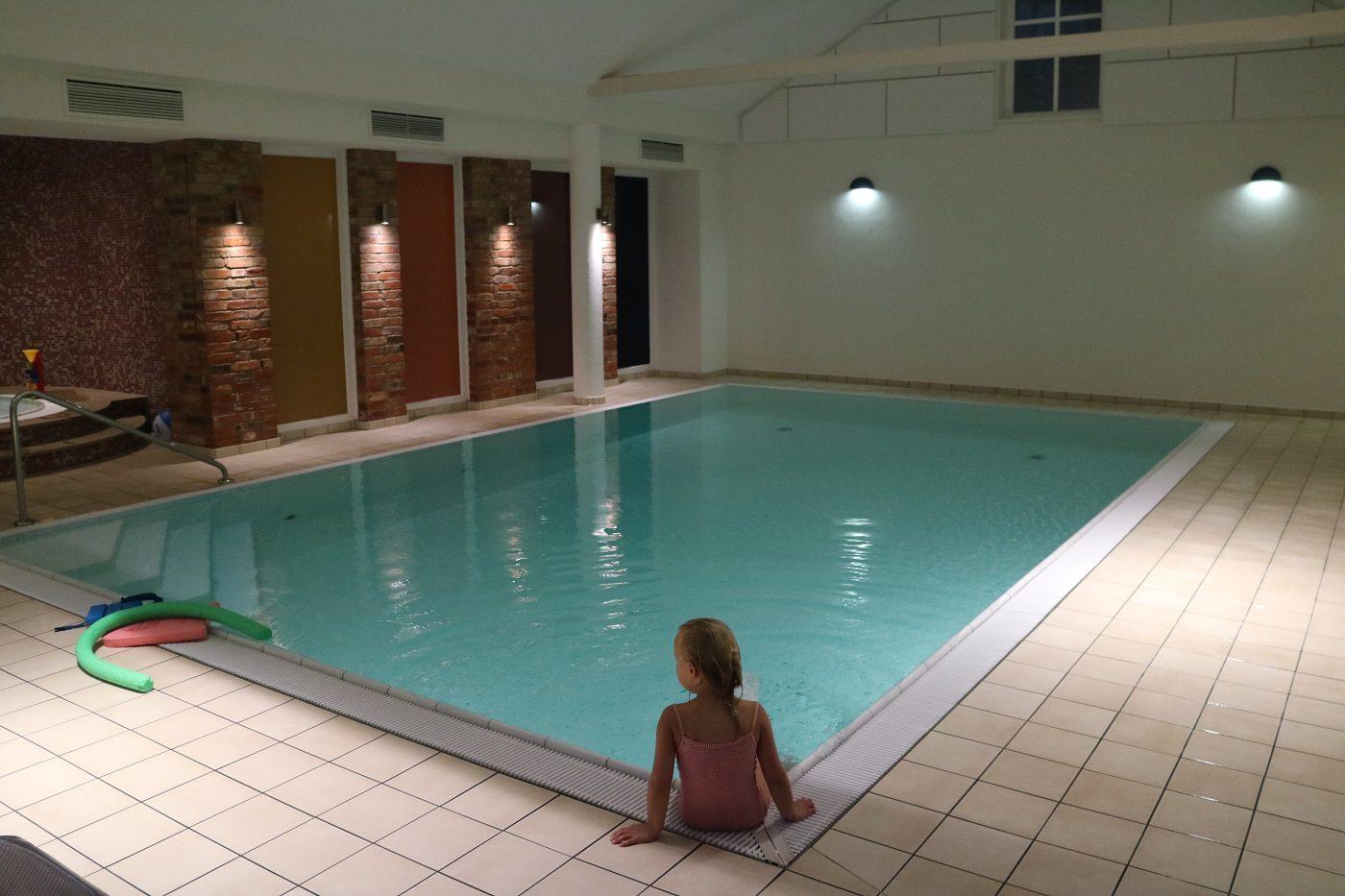 Landhaus Averbeck Schwimmbad