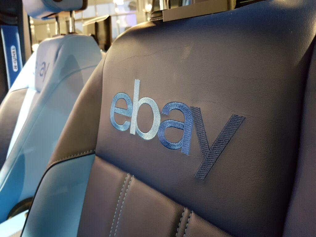 eBay Familien-Traumauto sitze