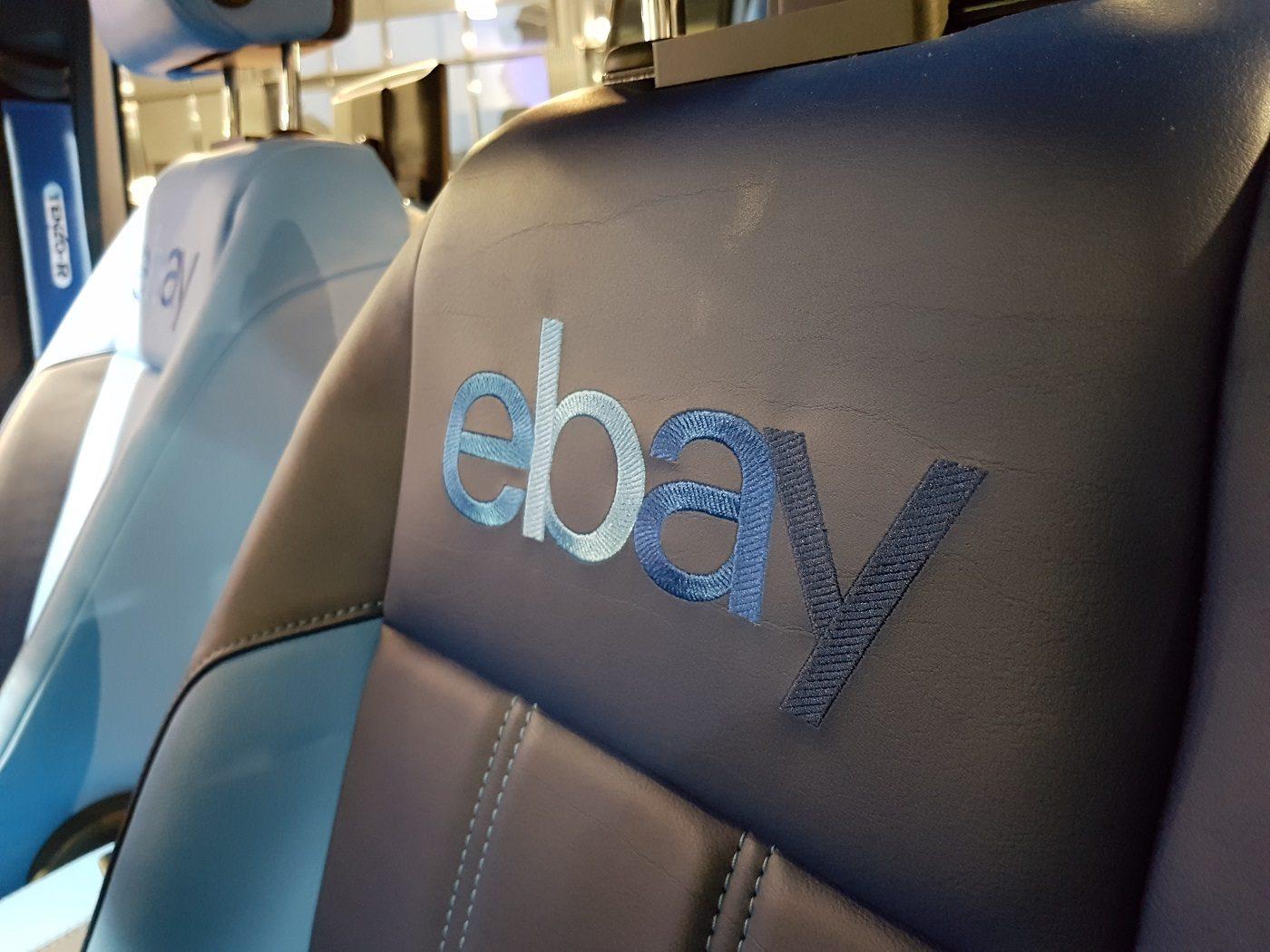 eBay Familienauto sitze