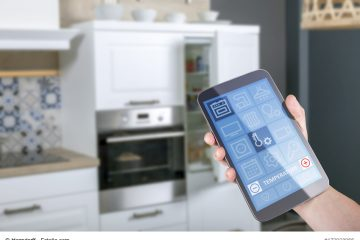 smart kitchen / tablet pc