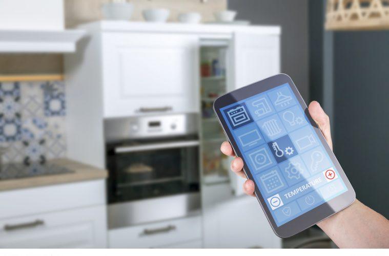 smart kitchen / tablet pc