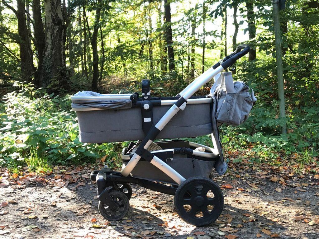 Kinderwagen Joolz Geo² Seitenansicht