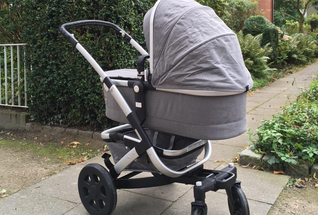 Kinderwagen Joolz Geo² mit Babyschale