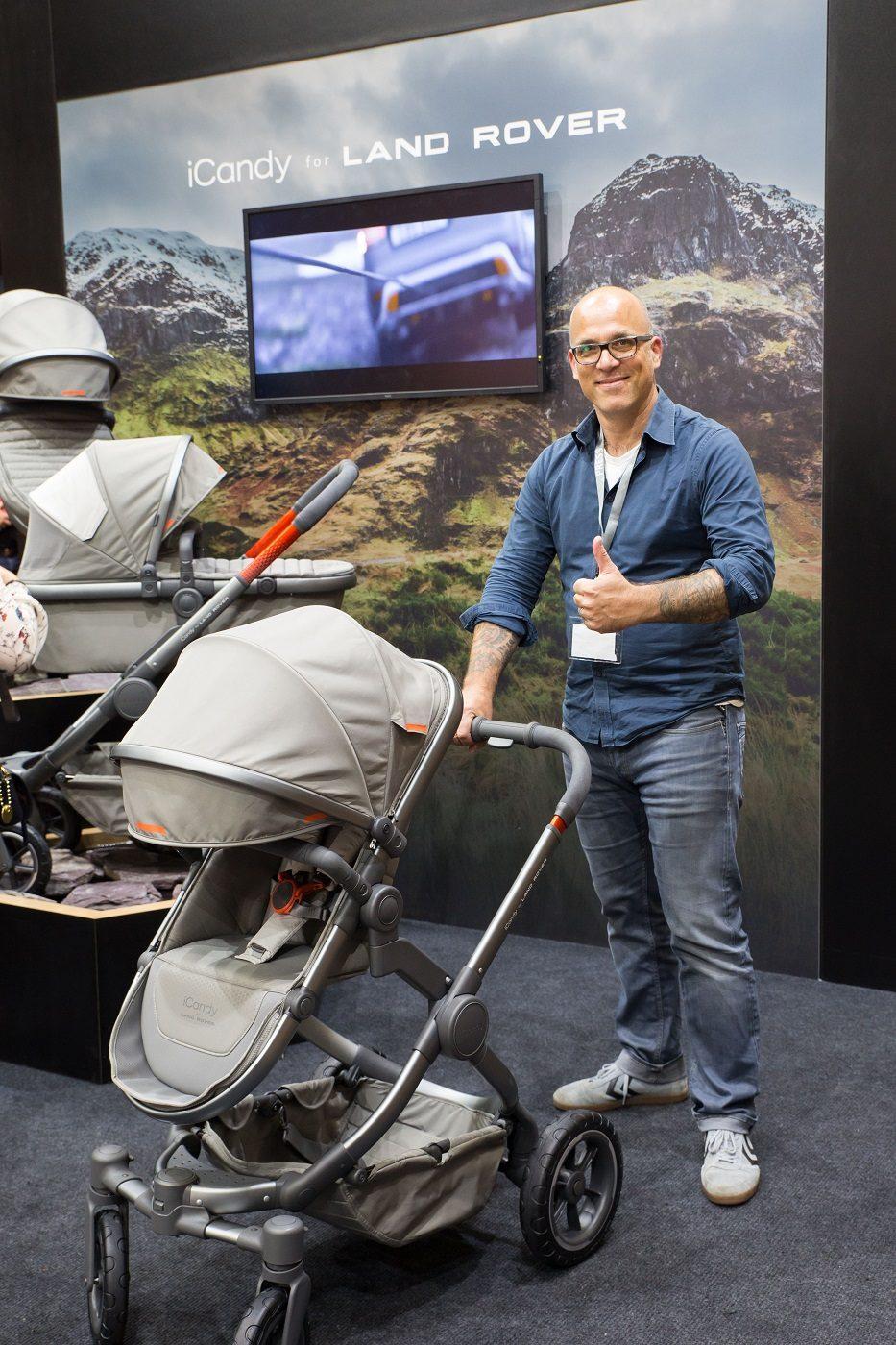 icandy land rover Kinderwagen