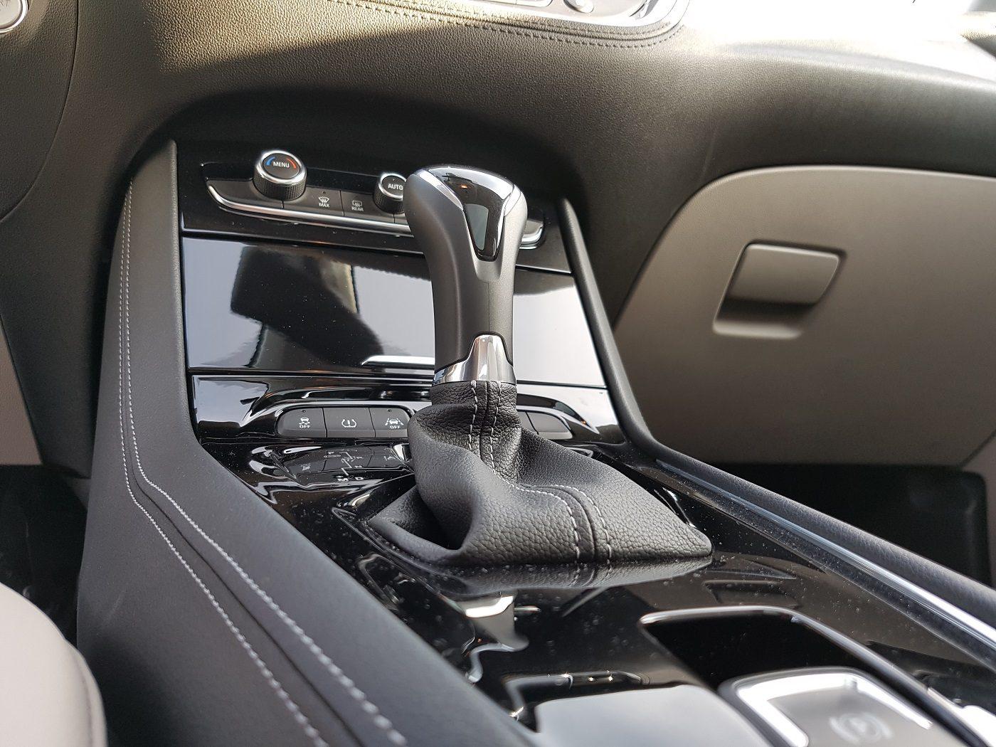 Opel Grandland X Schaltung