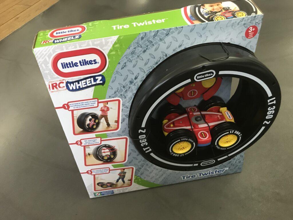 tire twister 1