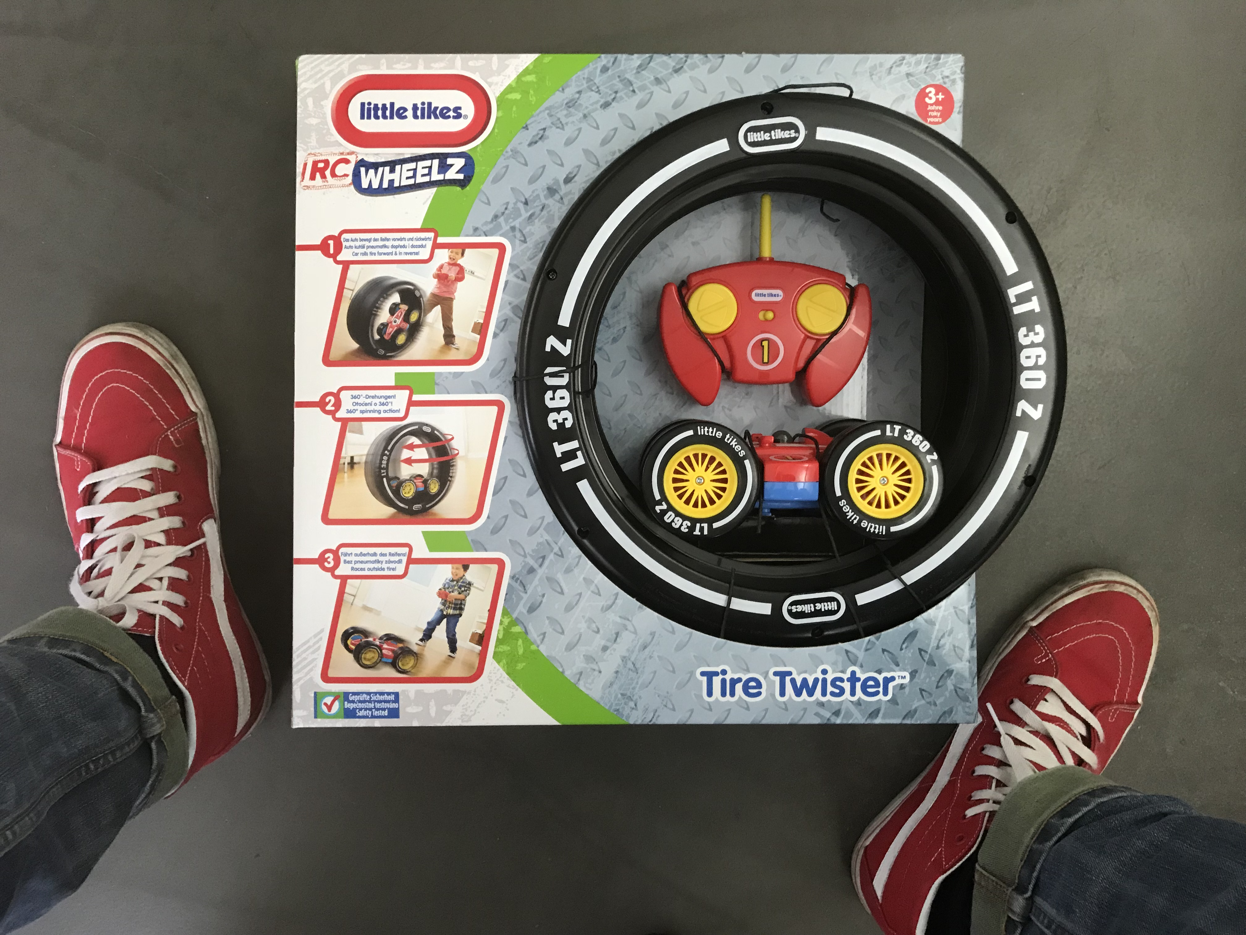 tire twister 2
