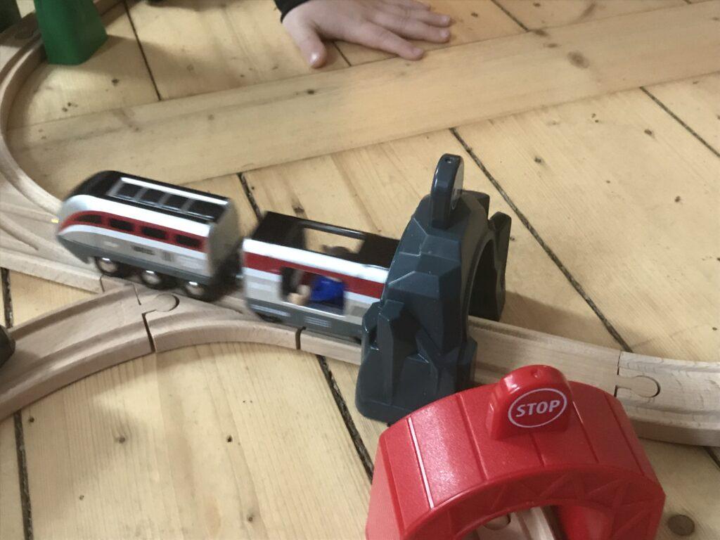Brio Eisenbahn Smart
