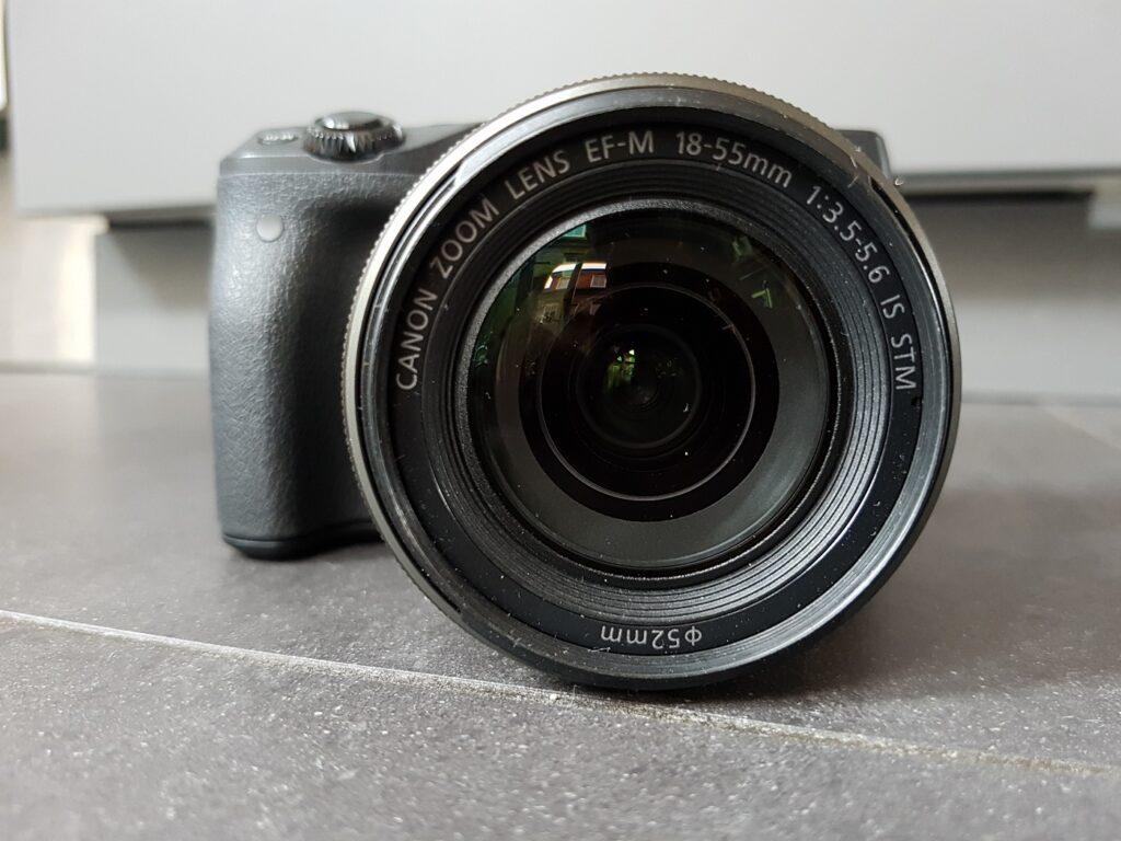 Canon EOS M3 Systemkamera Objektiv