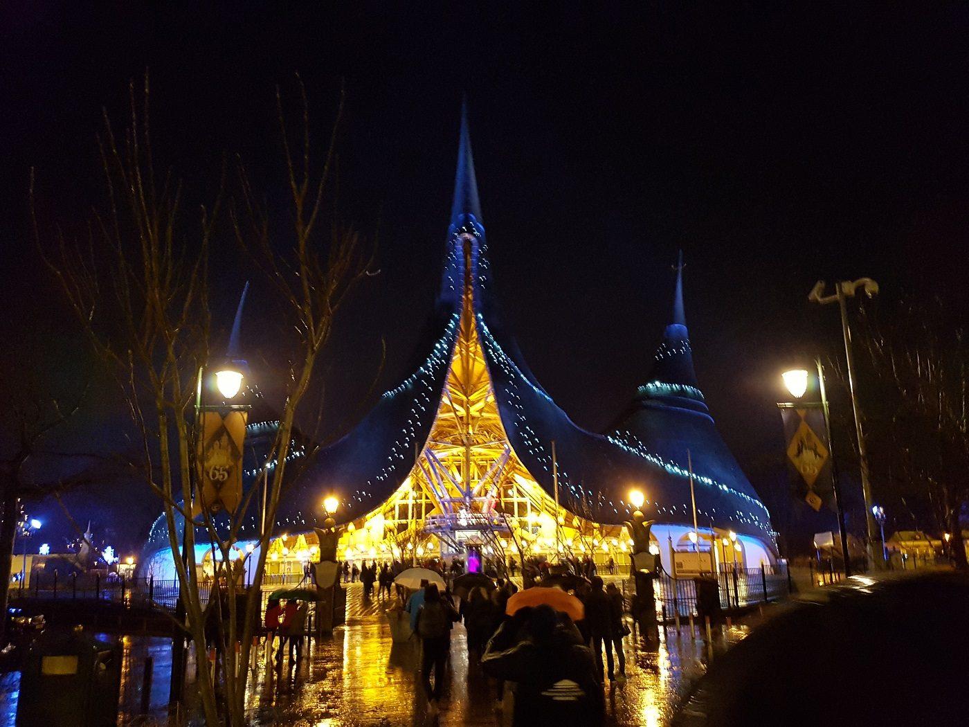 Freizeitpark Efteling Eingang