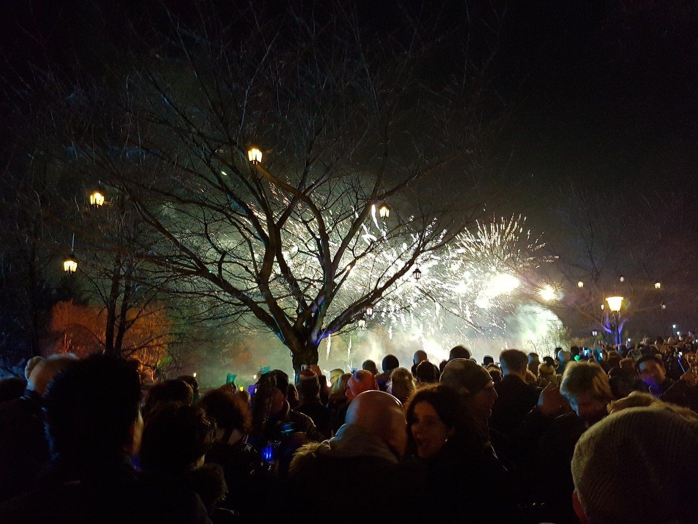 Freizeitpark Efteling Feuerwerk
