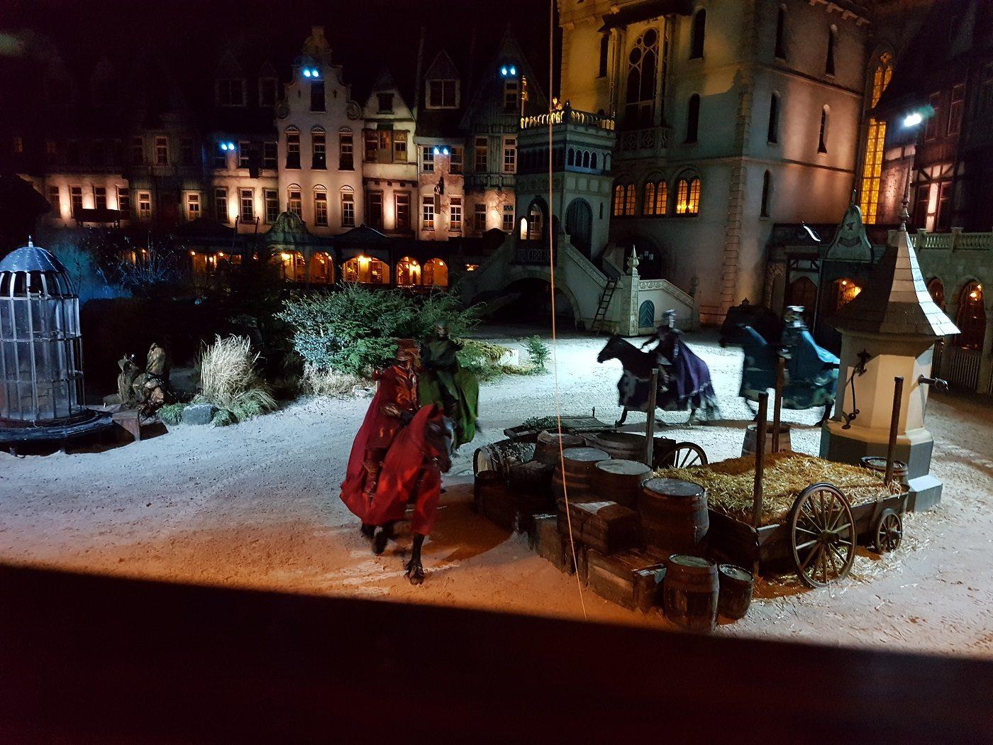 Freizeitpark Efteling Raveleijn Reitershow