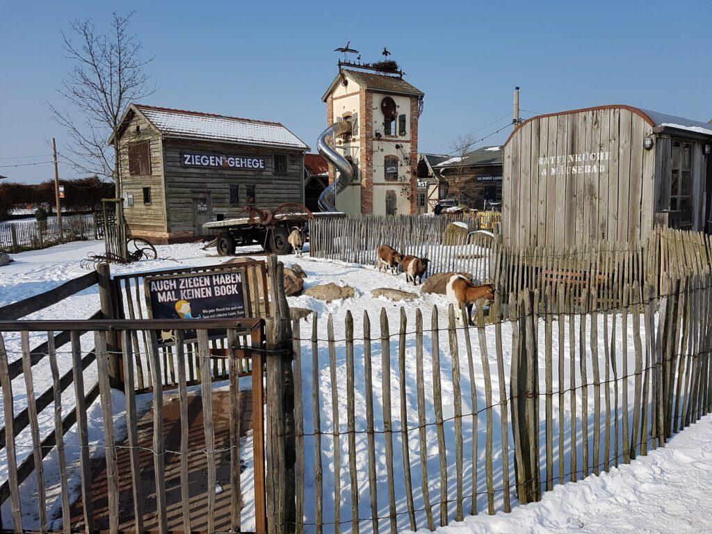 Karls Erlebnis-Dorf Außenanlage