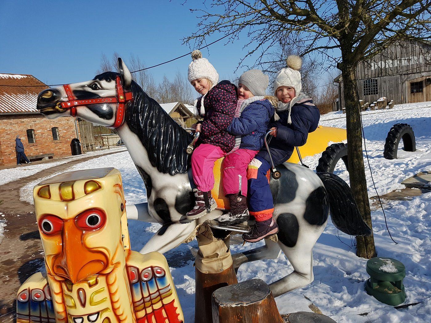 Karls Erlebnis-Dorf Pferd