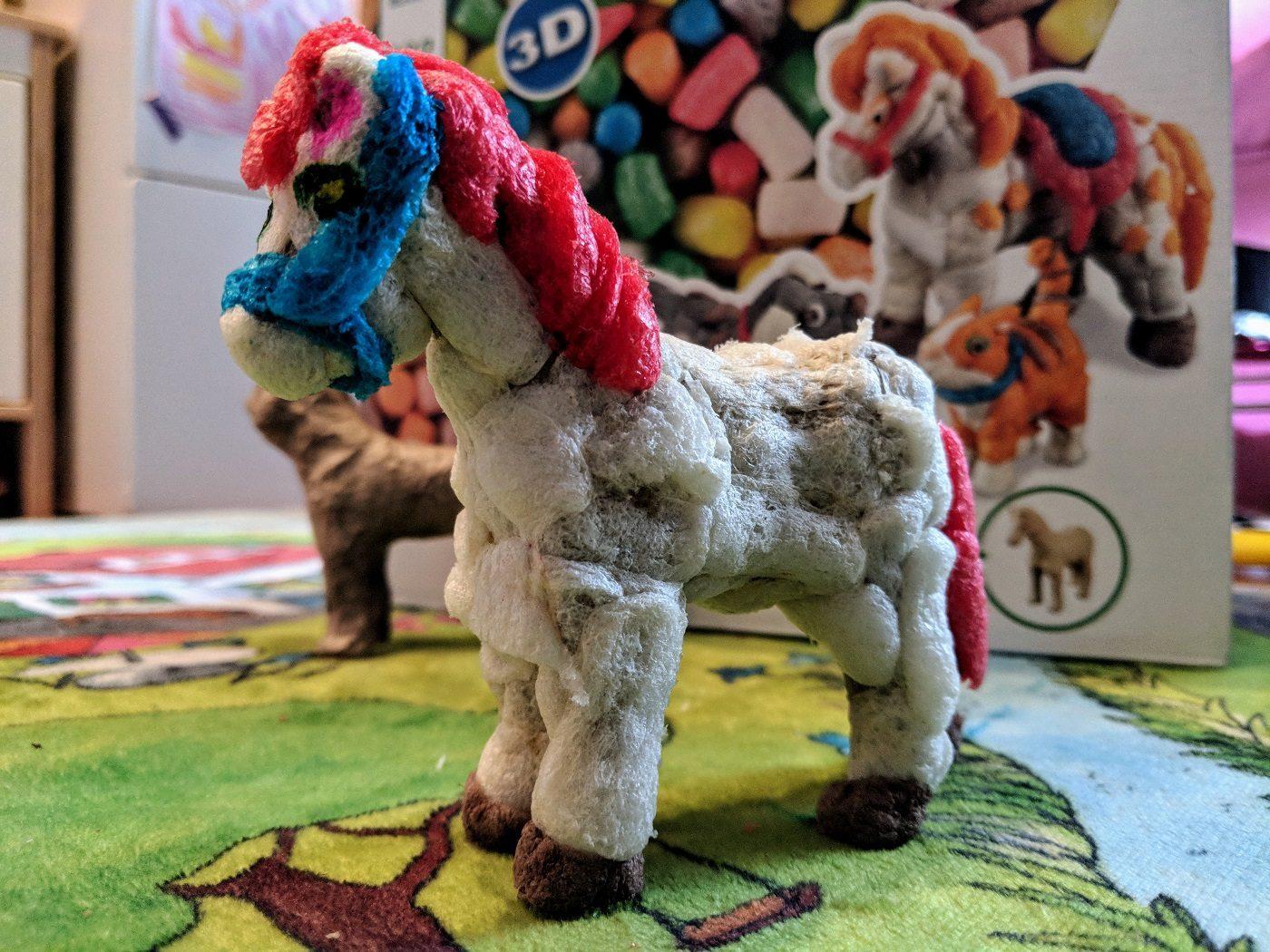 PlayMais 3D CLASSIC Domestic Animals