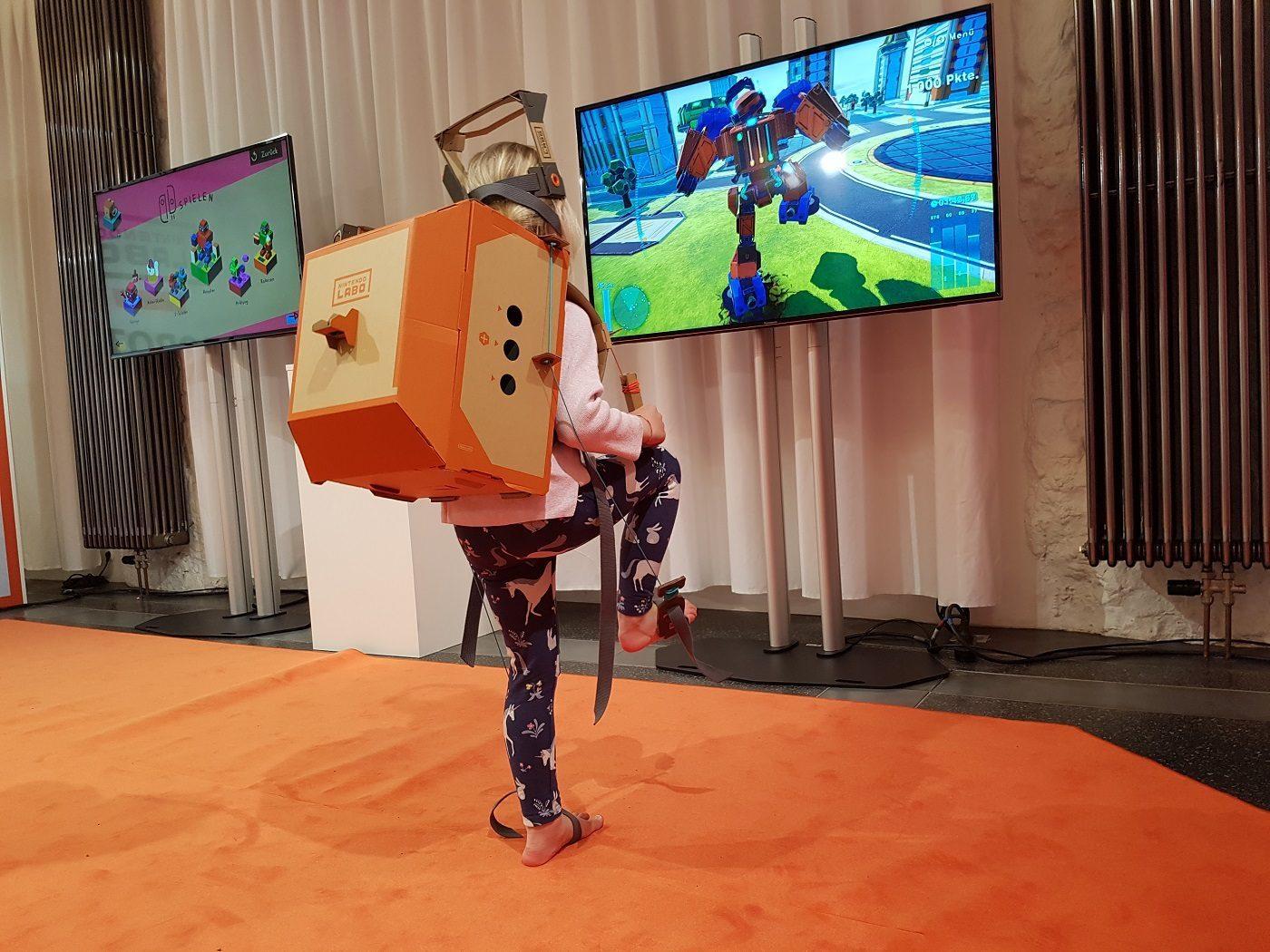 Nintendo Labo Robo Set