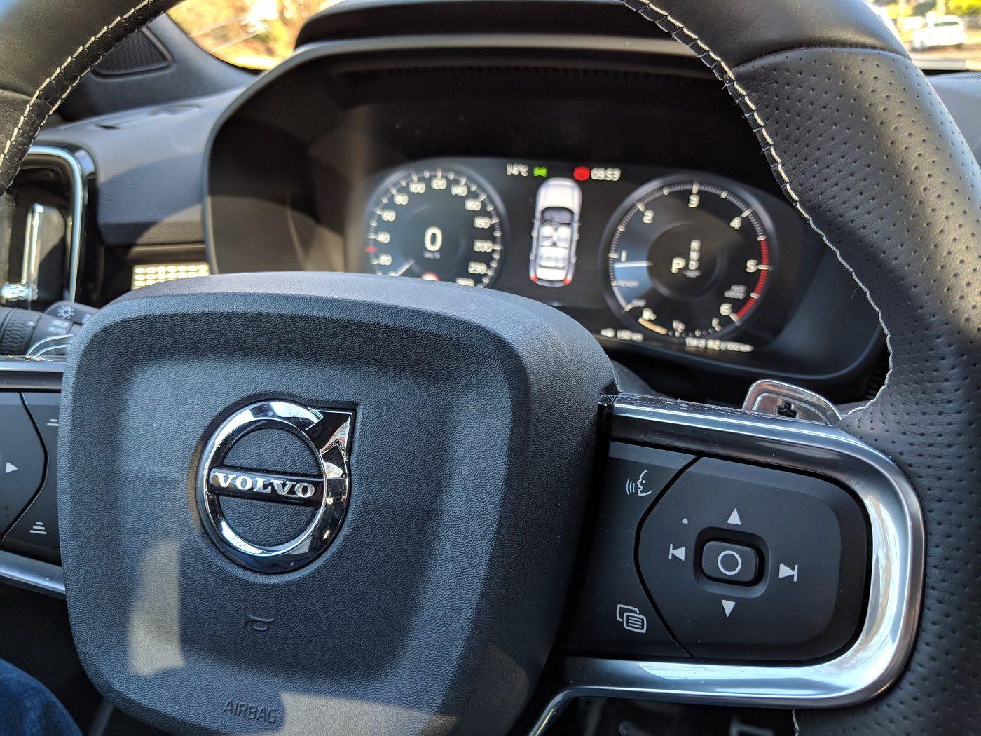 Volvo XC40 Lenkrad