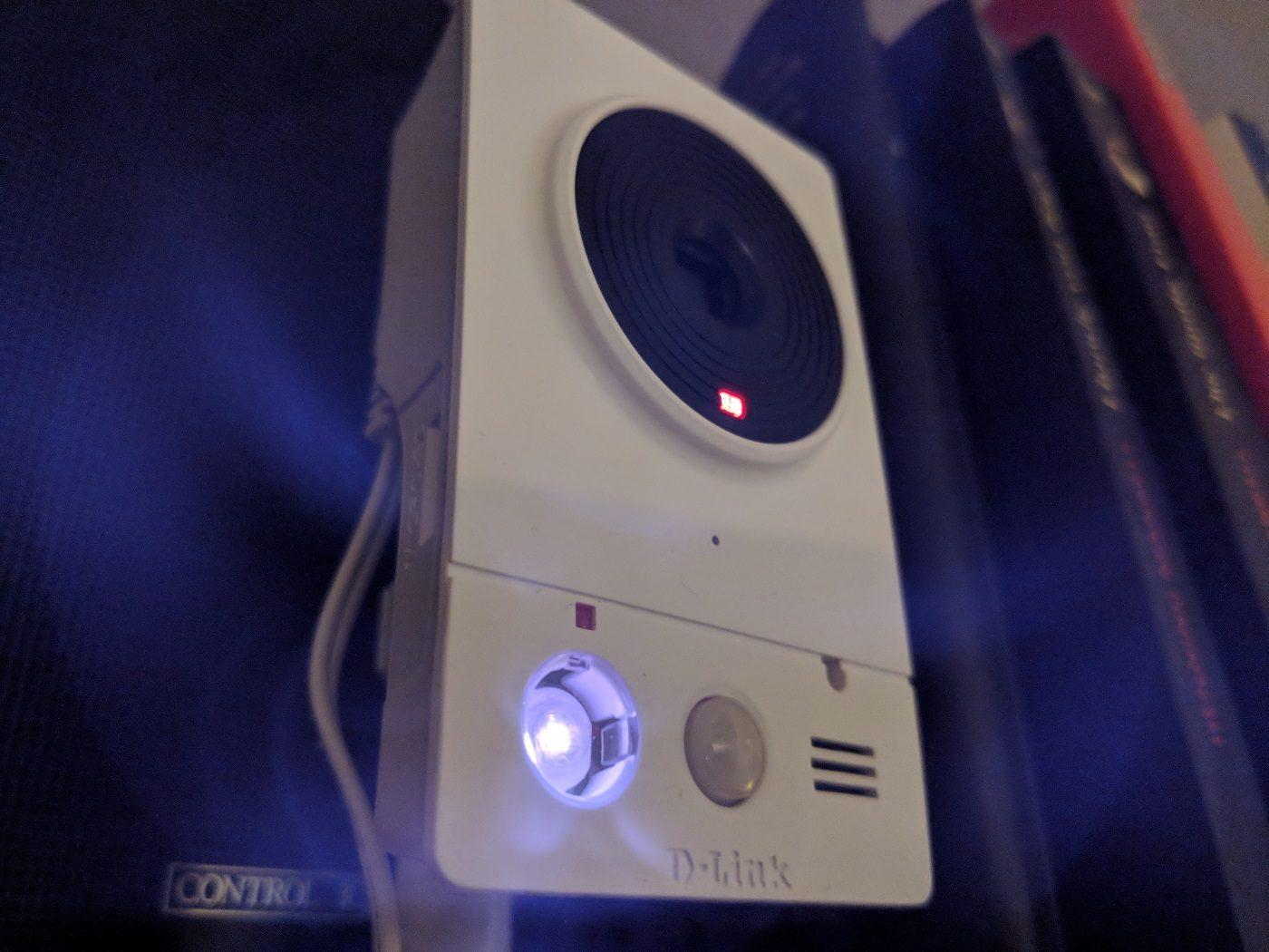 D-Link Indoor Kamera